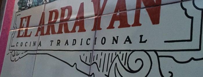 El Arrayán is one of Orte, die Ben gefallen.