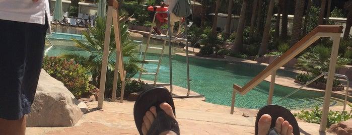 Hard Rock Hotel Las Vegas is one of Lieux qui ont plu à Ben.