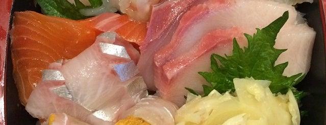 Restaurant Mitsunobu is one of Lieux qui ont plu à Ben.