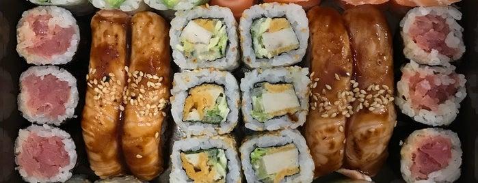 Sushi Shop is one of Lieux qui ont plu à Hamilton.