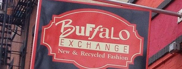 Buffalo Exchange is one of Brooklyn.