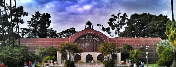 Balboa Park is one of San Diego.