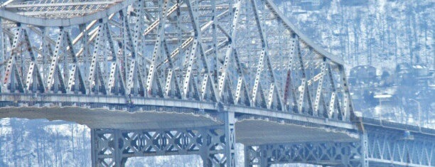 Tappan Zee Bridge is one of Tri-State Area (NY-NJ-CT).
