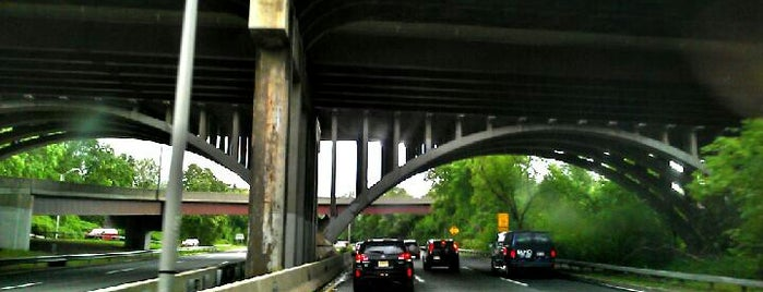 Bronx River Parkway is one of NYC.