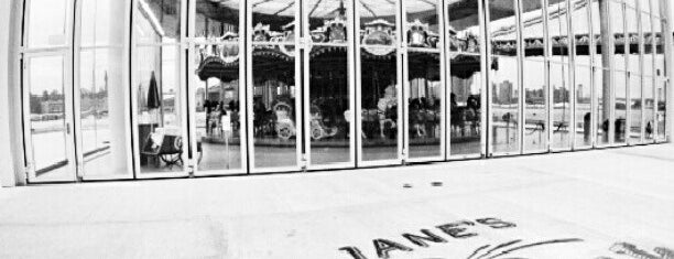 Jane's Carousel is one of New York: Where to Go.