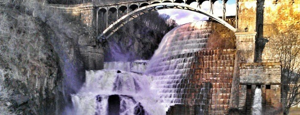 Croton Dam is one of Ossining and Peekskill Places.