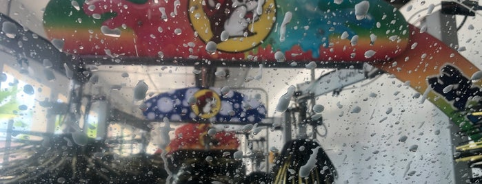 Bucee's Car Wash is one of Rita : понравившиеся места.