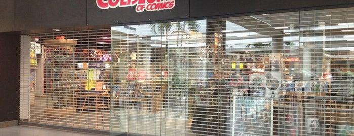 Coliseum Of Comics is one of SE.