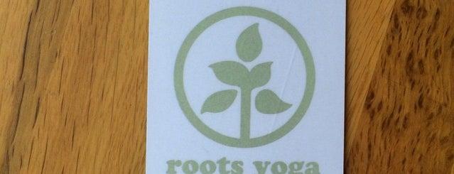 Roots Yoga Studio is one of Cathy : понравившиеся места.