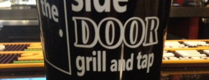 The Side Door Grill and Tap is one of Adamさんの保存済みスポット.