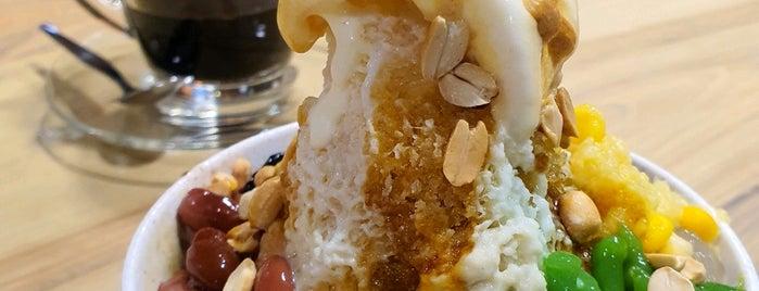 Restoran Taman Desa Yong Tau Fu & Dessert is one of Kuala Lumpur.
