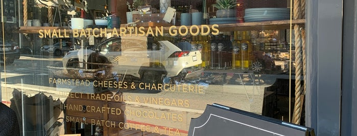 The Epicurean Trader is one of San Francisco.