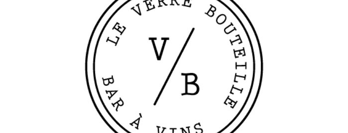 Le verre bouteille is one of Luik.