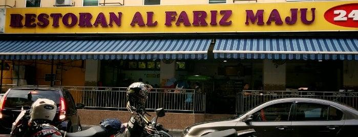 Restoran Al-Fariz Maju is one of Jin Ju : понравившиеся места.