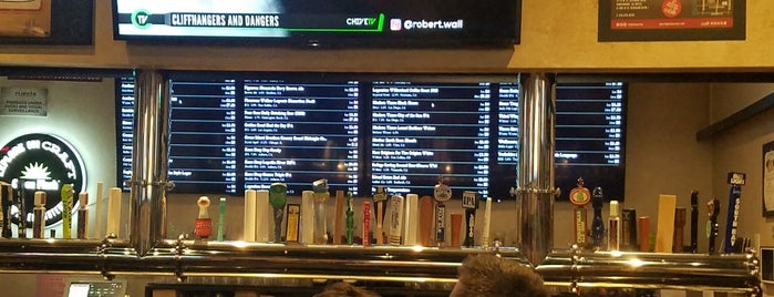 Flights Craft Beer + Sports Grill is one of City of Angels.