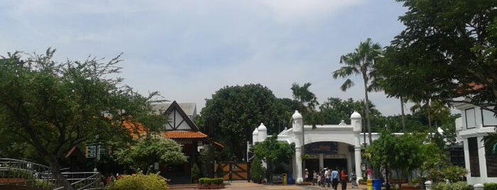 Dunia Fantasi (DUFAN) is one of Jakarta. Indonesia.