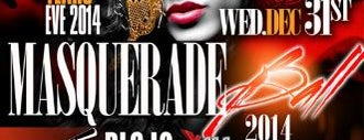 Raine Lounge is one of New York New Years Eve 2015.