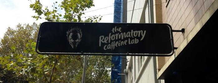 The Reformatory Caffeine Lab is one of AUSTRALIA.