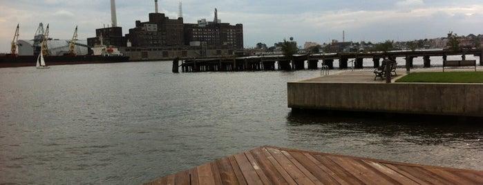 Bond Street Wharf is one of Tempat yang Disukai Fabian.