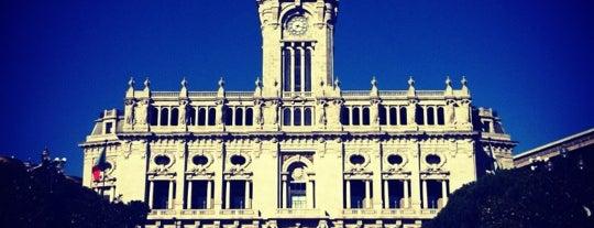 Câmara Municipal do Porto is one of Locais curtidos por Jose Ade.