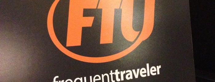FTU is one of Aptravelerさんの保存済みスポット.
