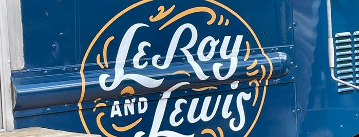 LeRoy & Lewis is one of Austin.
