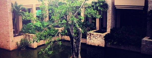 Banyan Tree Spa is one of Mayakoba.