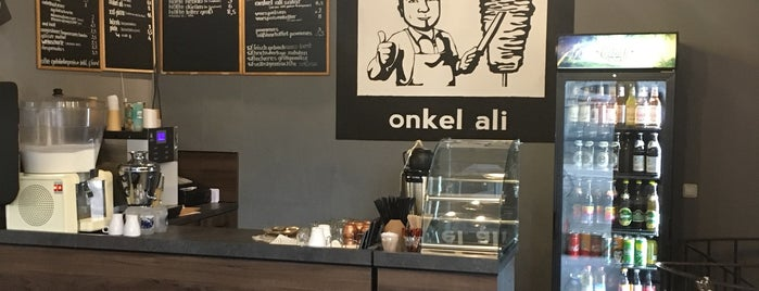 Beim Onkel is one of Munich | Food, fast - but tasty.