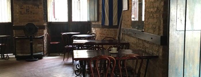 Cafe El Escorial is one of Cuba.
