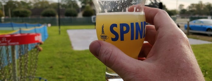 Spindletap Brewery is one of Houston Ideas.