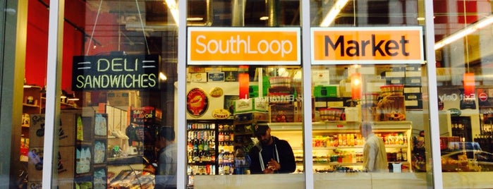 South Loop Market is one of Ketchapeno and Ketchipotle Hot Spots!.