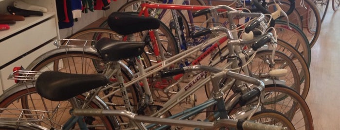 Bikeshops Paris 🚲