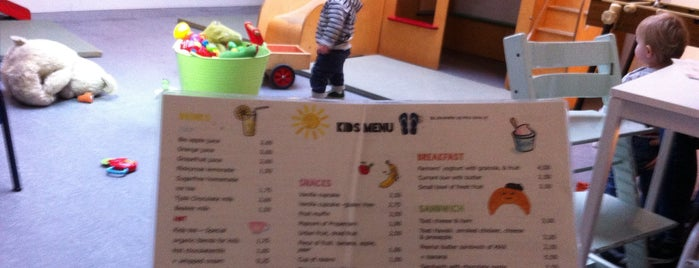 Blender is one of Amsterdam Kid Friendly.