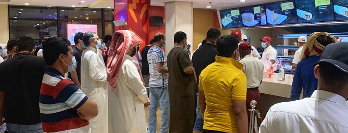Albaik is one of Riyadh.