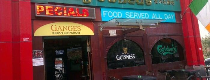 Paddy O'Shea's is one of Greg'in Kaydettiği Mekanlar.