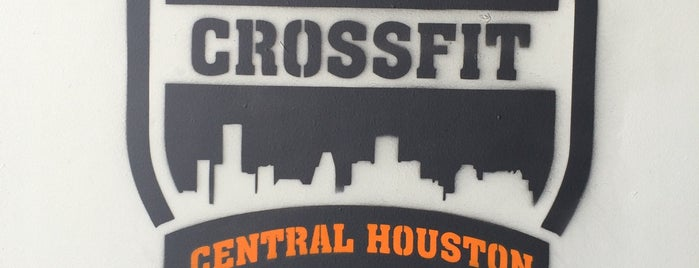 CrossFit Central Houston is one of N'ın Beğendiği Mekanlar.