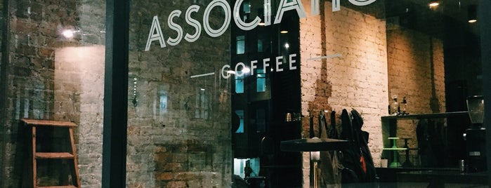 The Association is one of Cafés EU.
