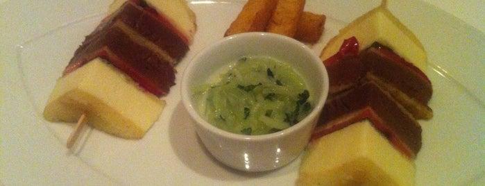 Chez l'Epicier is one of Montreal's Best Resto & Food.