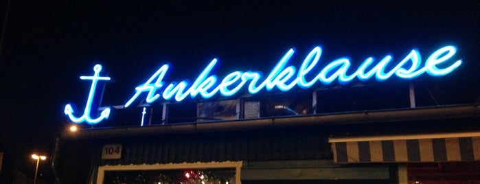 Ankerklause is one of Berlin spots to visit.