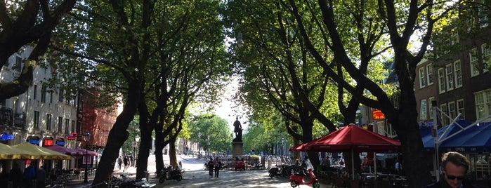 Thorbeckeplein is one of Amsterdam.