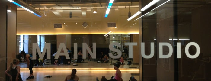 Equinox Brooklyn Heights is one of New York City Spots.