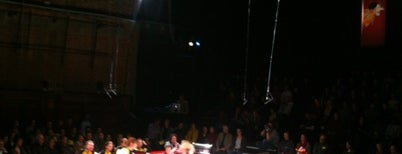 Théâtre Marni is one of Posti che sono piaciuti a Anthony.