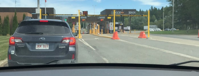 Canadian Customs is one of Anne's Liked Places.