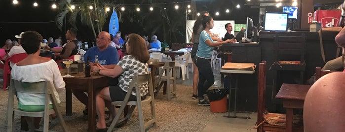Bamboo Beach Bar Y Restaurante is one of Orte, die Chia gefallen.