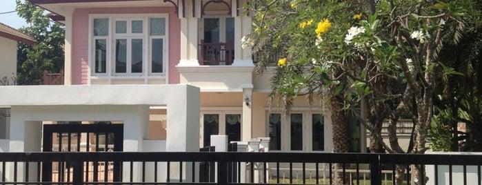 Baan Fah Piyarom Lake&Park2 is one of Pravit'in Beğendiği Mekanlar.