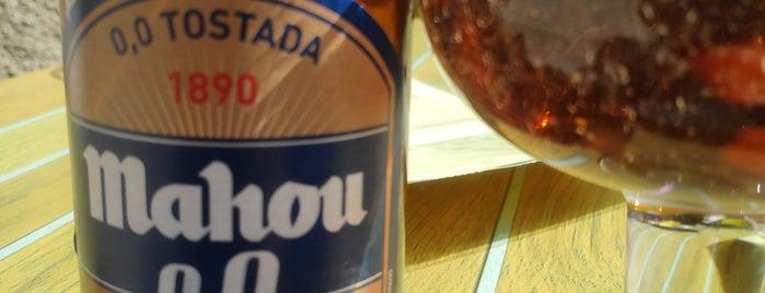 Cervecería Cañada 49 is one of Mundo madrileño.