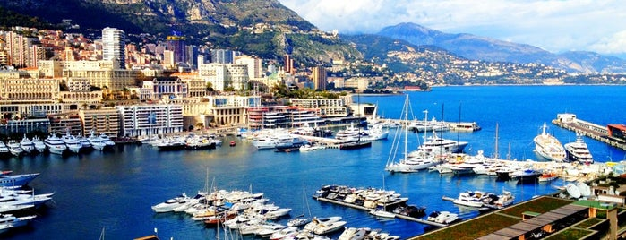 Monaco is one of Monaco.