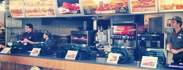 Burger King is one of Geneva (GVA) airport venues.