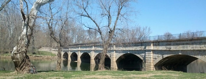 Monocacy Aqueduct is one of Historic Sites & Monuments.