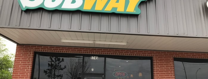 SUBWAY is one of Guide to Oklahoma City's best spots.